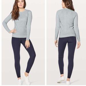 Lululemon Simply Wool Crewneck Sweater Starlight